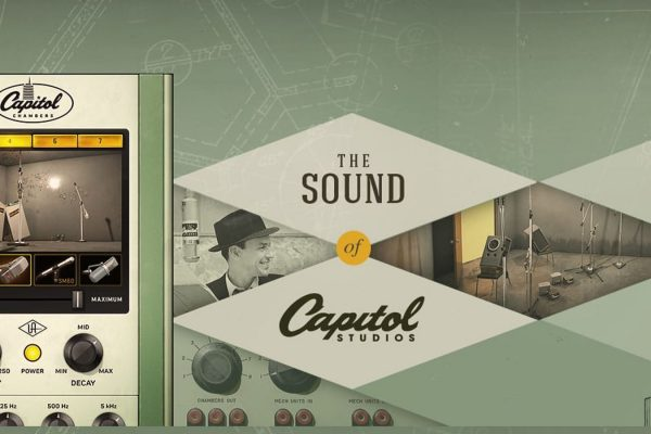 Universal Audio UAD v9.9 Update adds Capitol Chambers & Tube-Tech MKII Plug-Ins