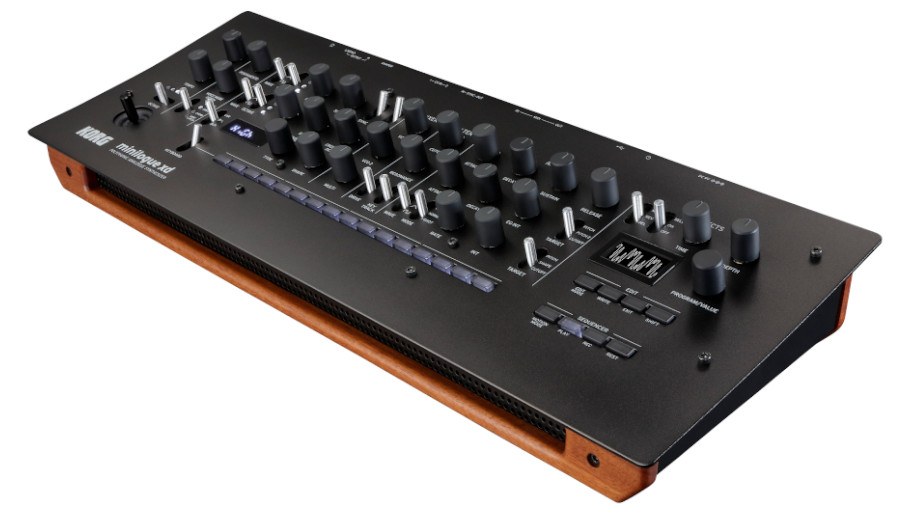 Korg announce Volca Nubass, Minilogue xd module (plus a few surprises) at Superbooth 2019