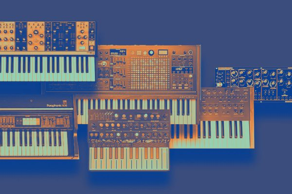 From Paraphonic to Multiphonic: Synth Vernacular 101 with Marc Doty