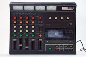 Rewind to Present: Tracking the All-In-One Portable Studio Recorder
