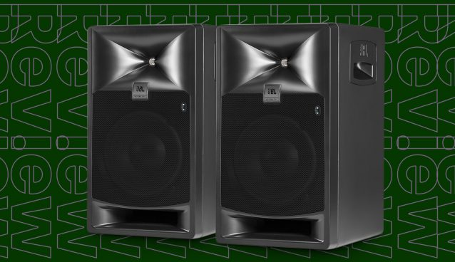 JBL Pro 708p Review