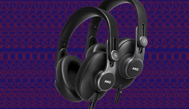 AKG K300 Series Haedphones