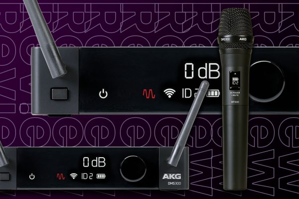 AKG DMS100-DMS300 Review Feature