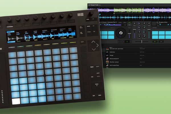 Push2 for Traktor2 - Ableton Push 2 mapping For Traktor Pro DJ Software.