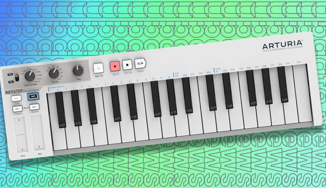 Arturia Update Their Keystep Controller with New Features