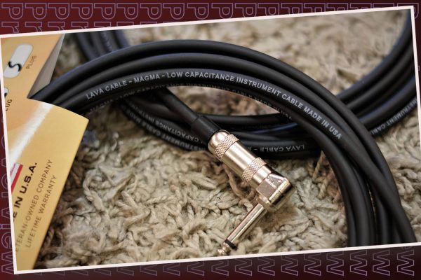 LAVA High End Boutique Instrument Cables