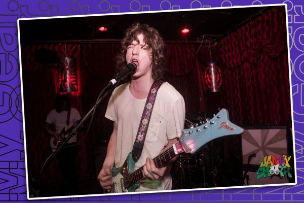 My Gear John Barrett – Bass Drum of Death