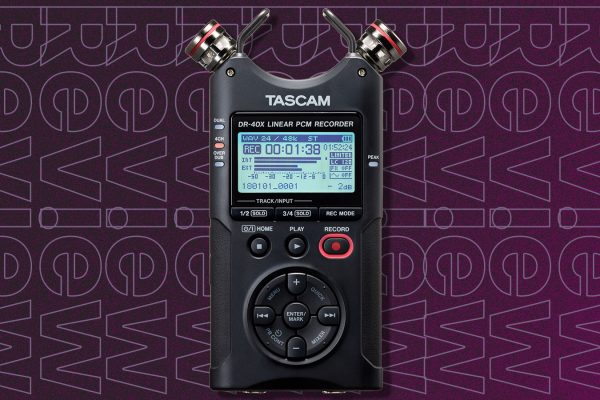 DR40x Tascam Review
