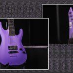 Product Overview: ESP Guitars Stef Carpenter LTD DC-607B1H Baritone Guitar