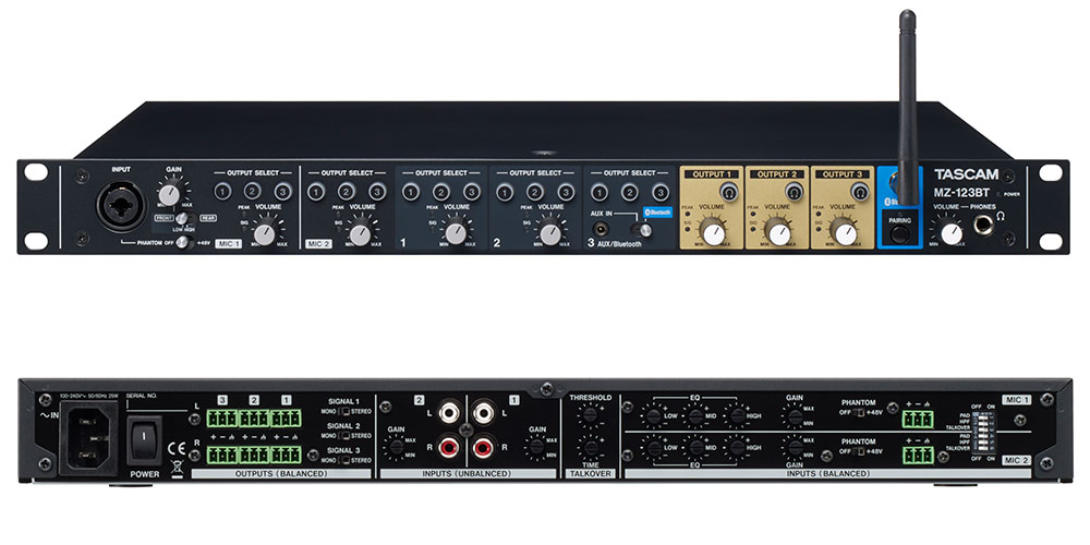 How Tascam supports Old School Customers