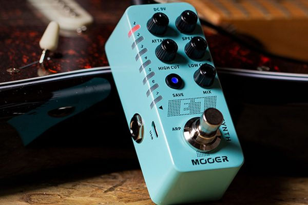 Mooer Release the E7 Analogue Synth Effects Pedal