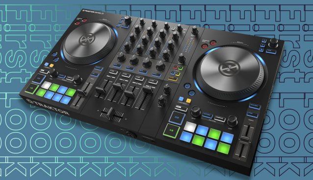 First Look Traktor S3 DJ Controller