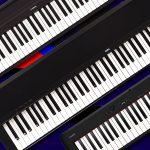 Beginner Digital Piano Comparison: Korg B2 vs Yamaha P45 vs Casio CDP-S100