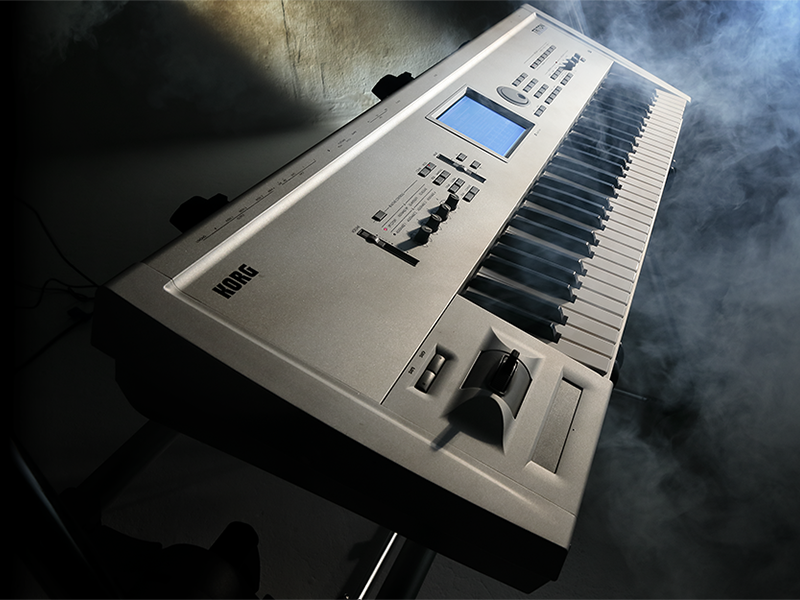 Korg Celebrate 20 Years of Triton with new Software Emulation
