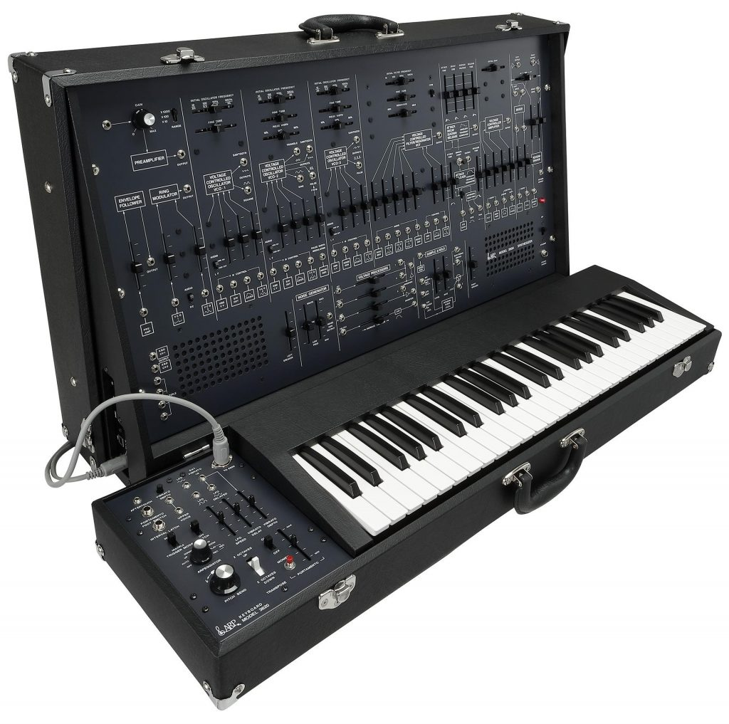 Korg Officially Announce ARP 2600 Reissue