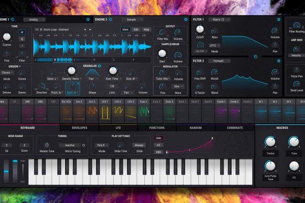 First Look: Arturia Pigments 2 Software Synth