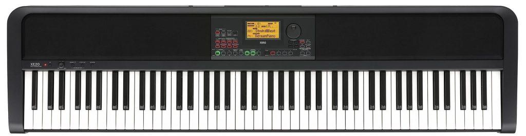 Korg Announce XE-20 Piano