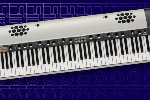 KORG Sv2 First LOok