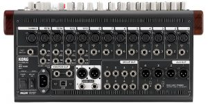 Korg - Soundlink Series Hybrid Mixers: MW-2408 & MW-1608