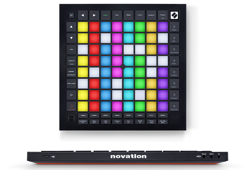 NAMM 2020: Novation Introduces Launchpad Pro Mk3, Ableton Live and Hardware Controller on Steroids