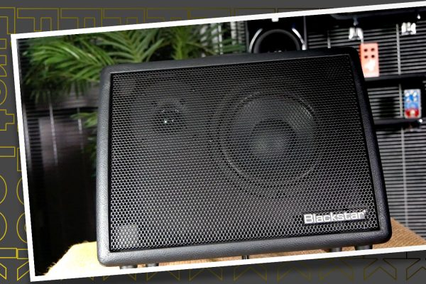 First Look : Blackstar Amplification Sonnet Acoustic Guitar & Vocal Amplifier