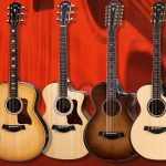 NAMM 2020: New Taylor 'Made' Acoustic Guitars for Everyone's Taste