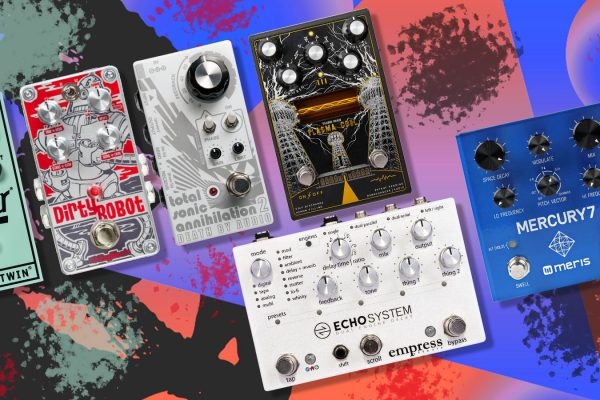 6 Weird and Wonderful Pedals