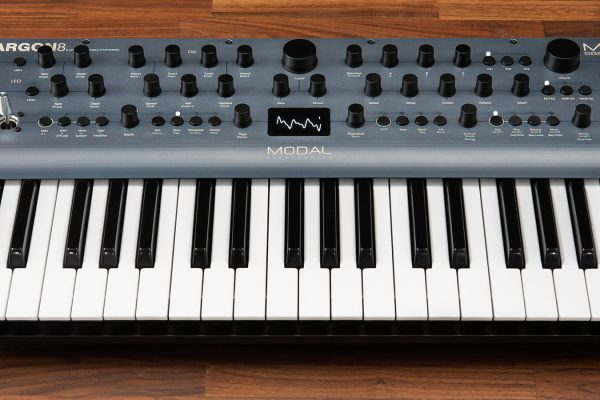 Just Sounds: Modal Electronics ARGON8 Wavetable Synth