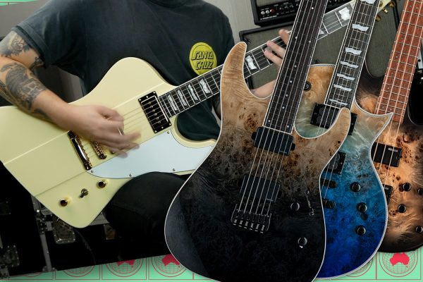 "First Look: ESP/LTD Guitars 2020 Range ""Just Sounds""#1"
