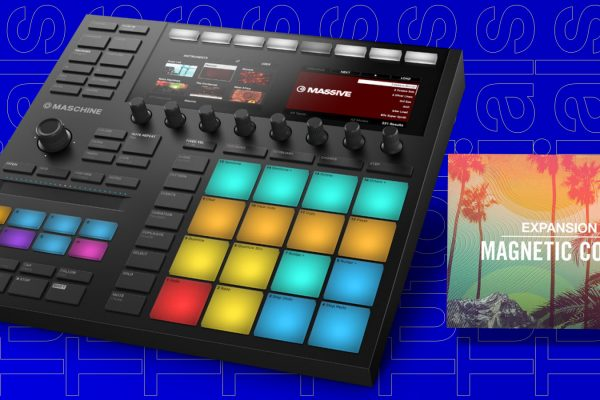 Maschine Magnetic Expansion Pack Feature