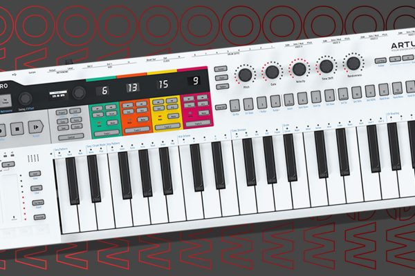 Music Making with Arturia Keystep Pro