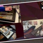 Just Sounds: Source Audio C4 Synth Pedal & Roland TR-808 Drum Machine