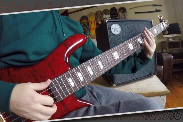 Just Sounds: Part 3-Blackstar Unity 250 Bass Amp Modern Channel