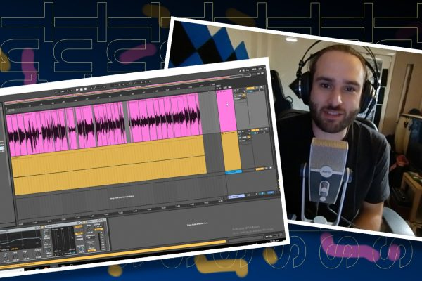 Tutorial: How to Edit & Process Your Podcast with Ableton Live