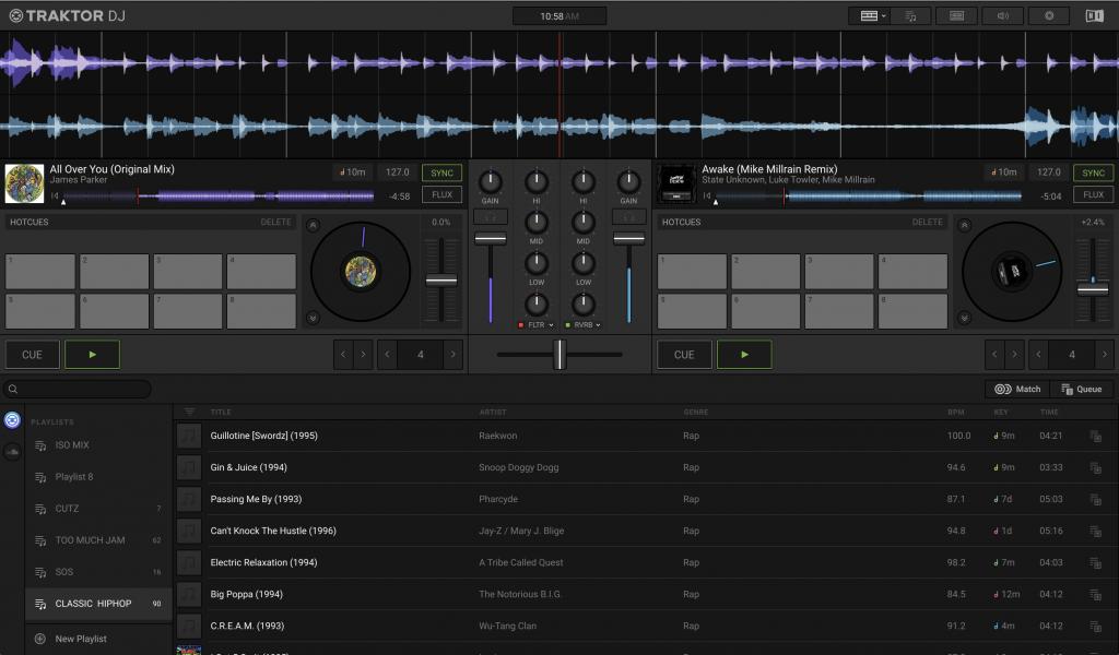 Native Instruments Drop New Software Update for Traktor DJ 2