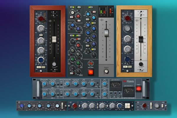 UAD Software Update Adds New Unison Enabled Neve 1084 Preamp