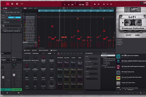mpc beats – Akai release a new free beat making software