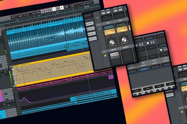 UA Update LUNA Recording