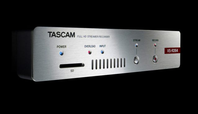 Tascam VSR Feature