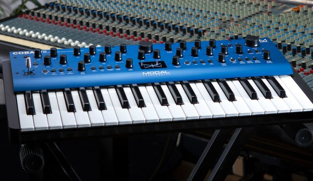 Modal Electronics COBALT8 Synthesiser