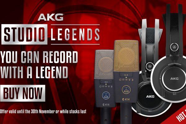 AKG Studio-Legends